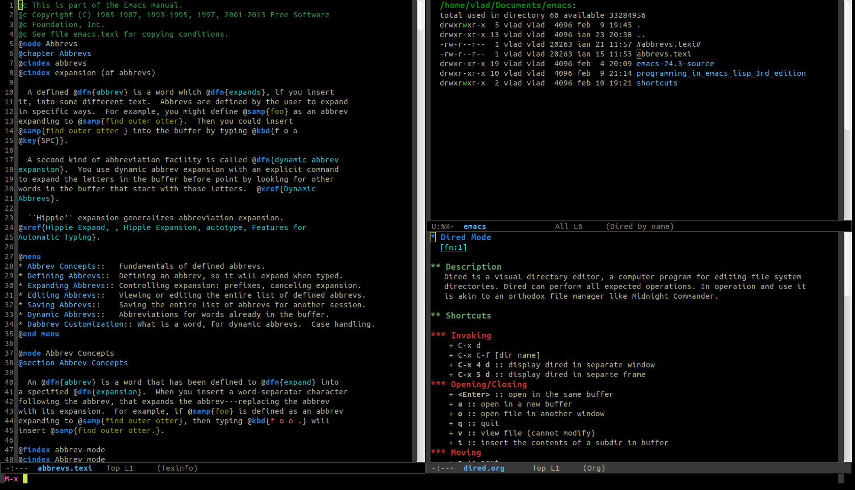 Alect Themes | Emacs Themes