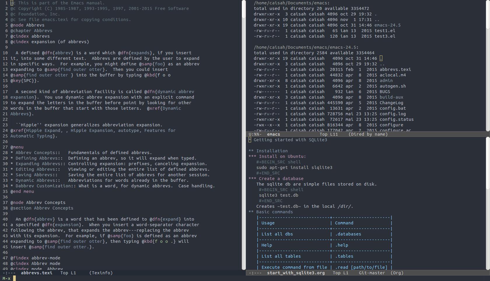 Arjen Grey Theme   Emacs Themes