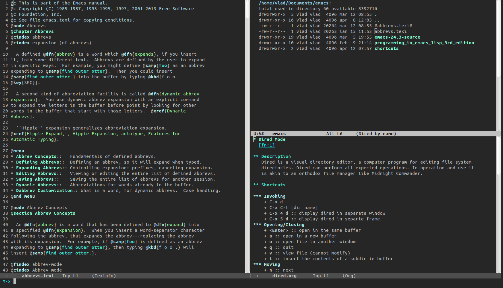 Charcoal Black Theme | Emacs Themes