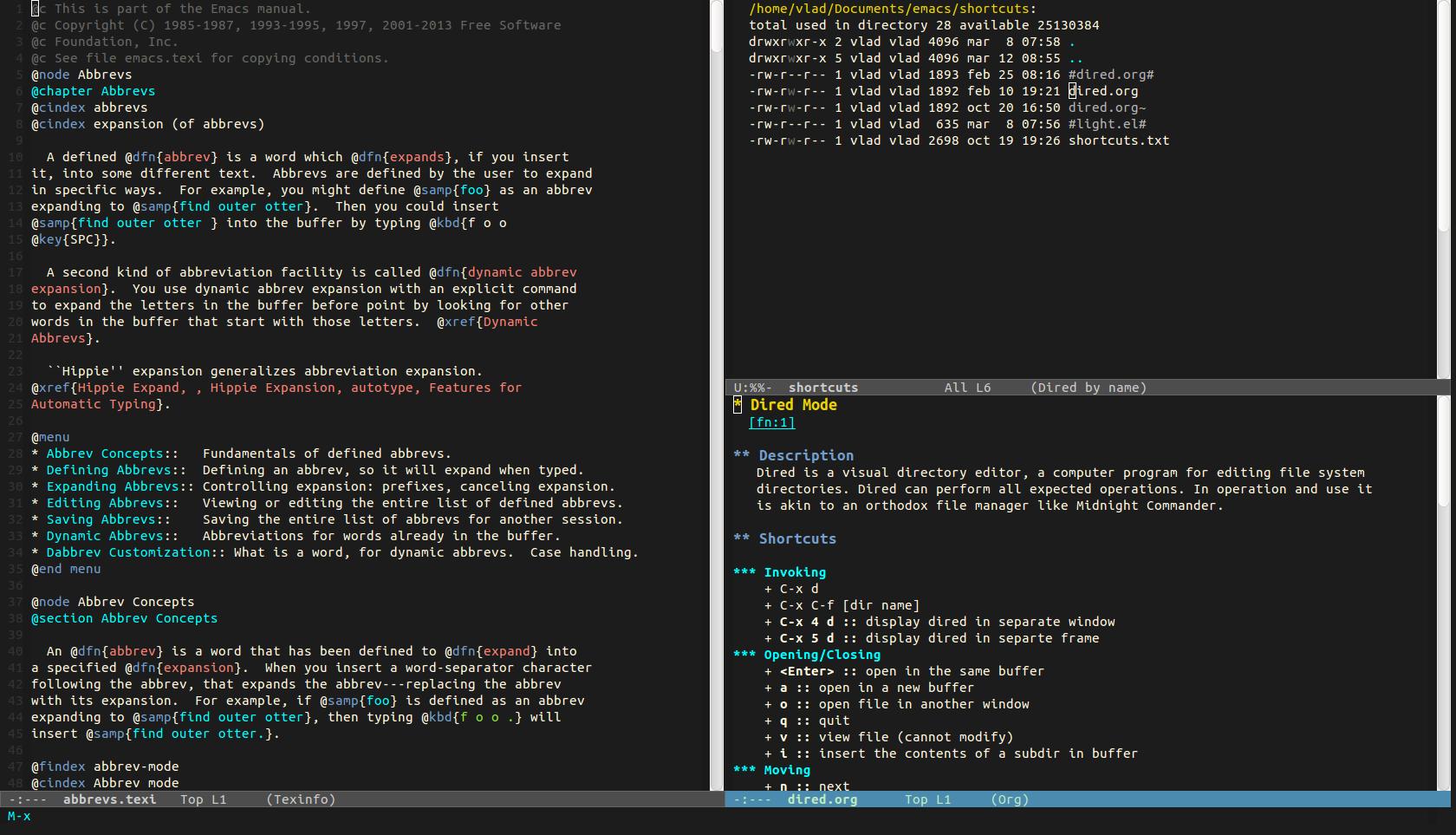 Dakrone Theme Emacs Themes