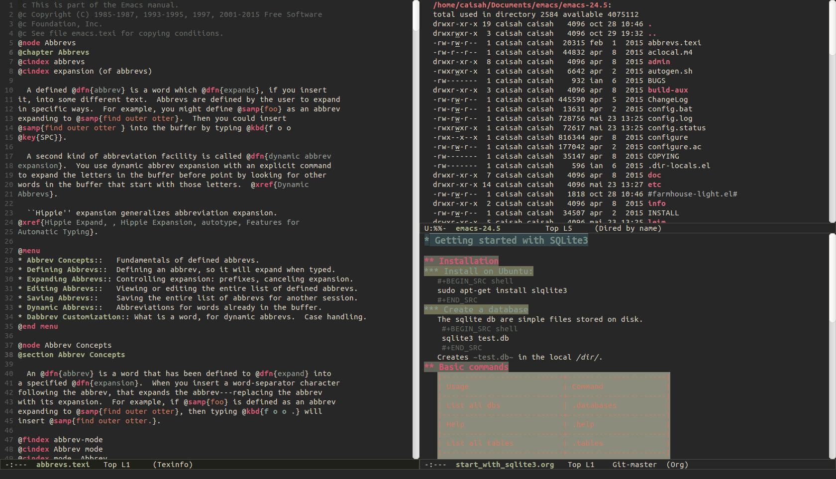 Majapahit Themes | Emacs Themes