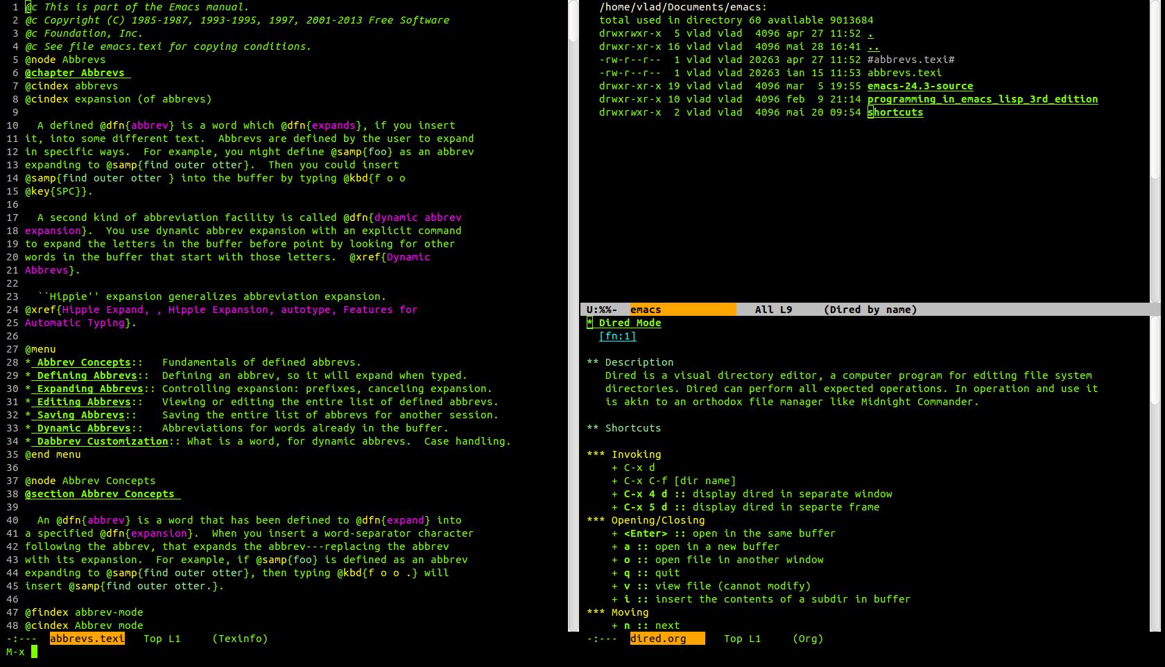 Matrix Theme | Emacs Themes