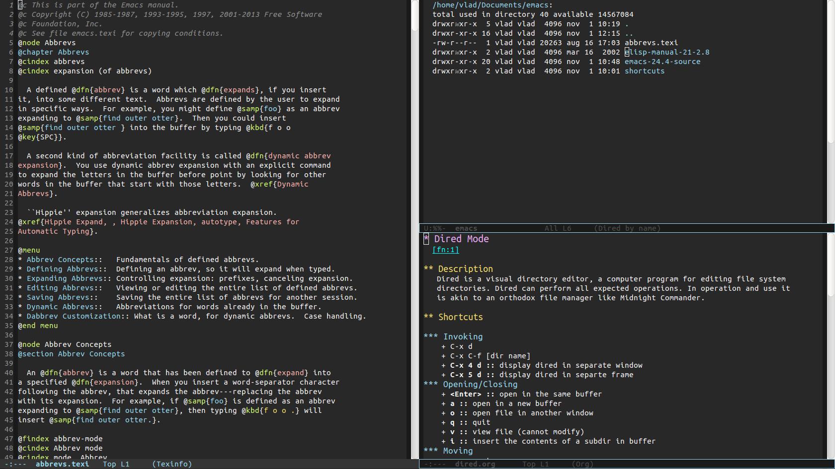 Smyx Theme   Emacs Themes