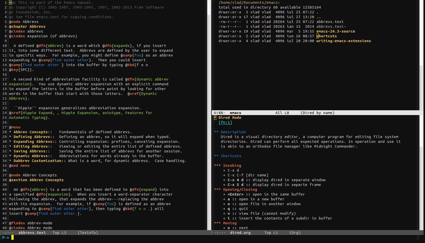 Sunburst Theme | Emacs Themes