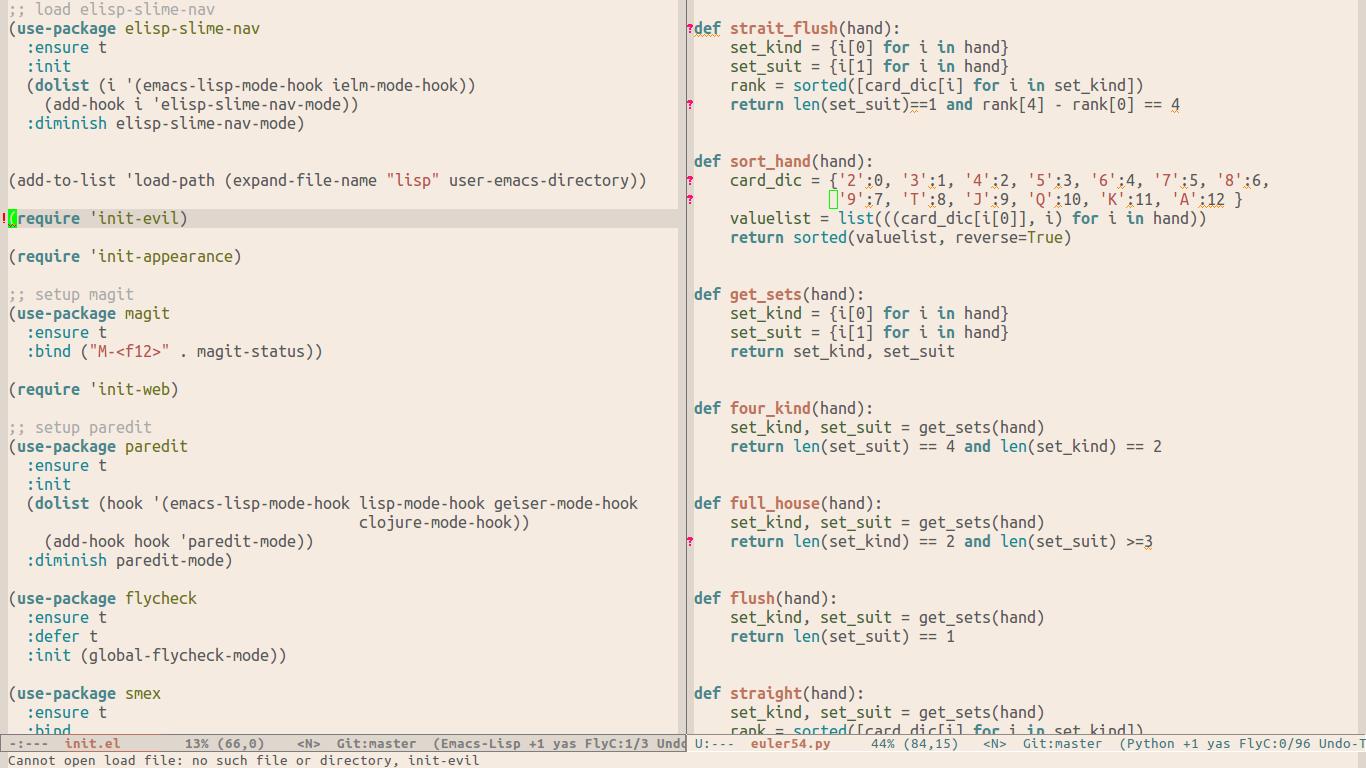 White Sand Theme   Emacs Themes
