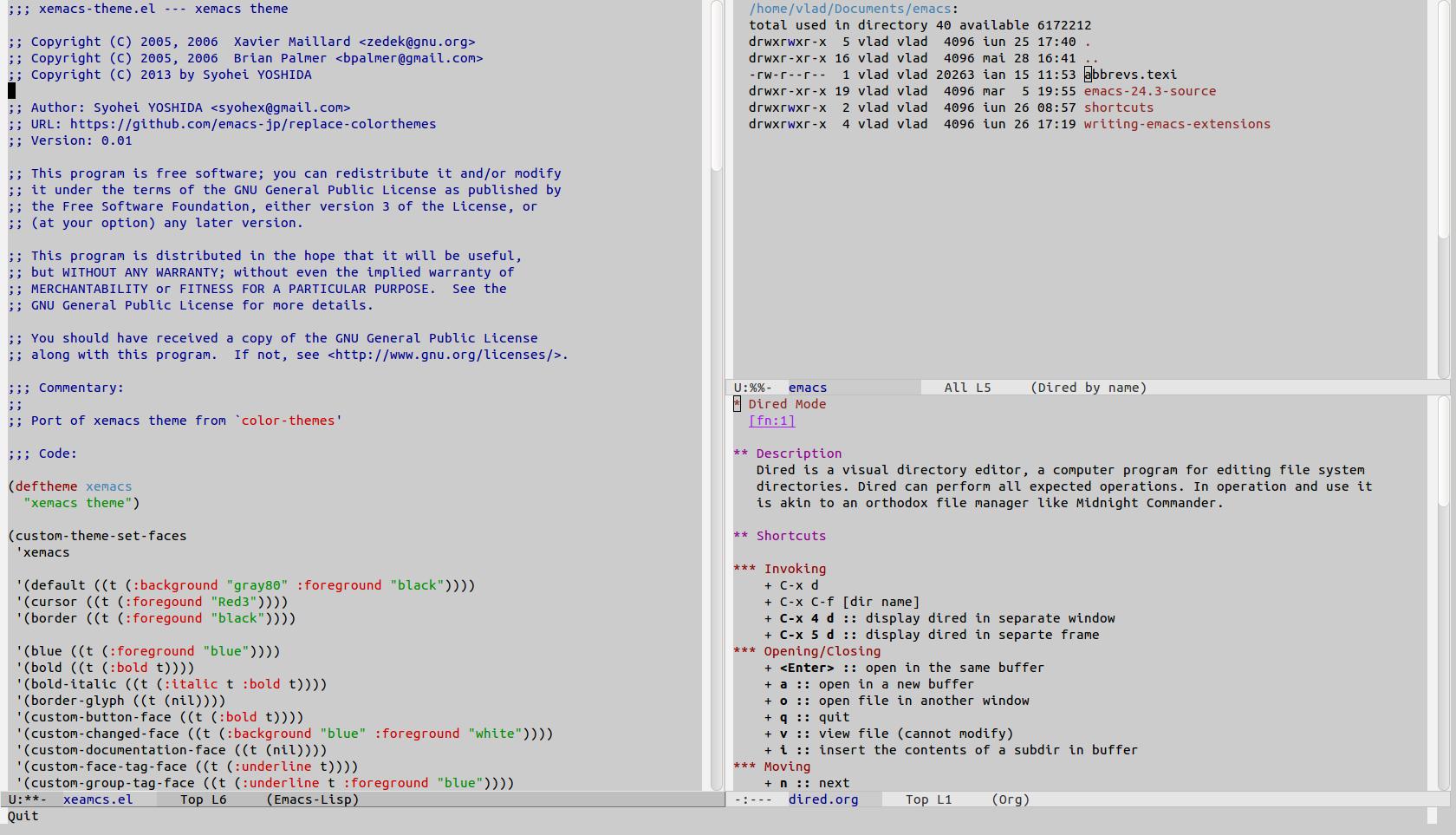 Gmail theme image size - Emacs Screenshot Emacs Screenshot