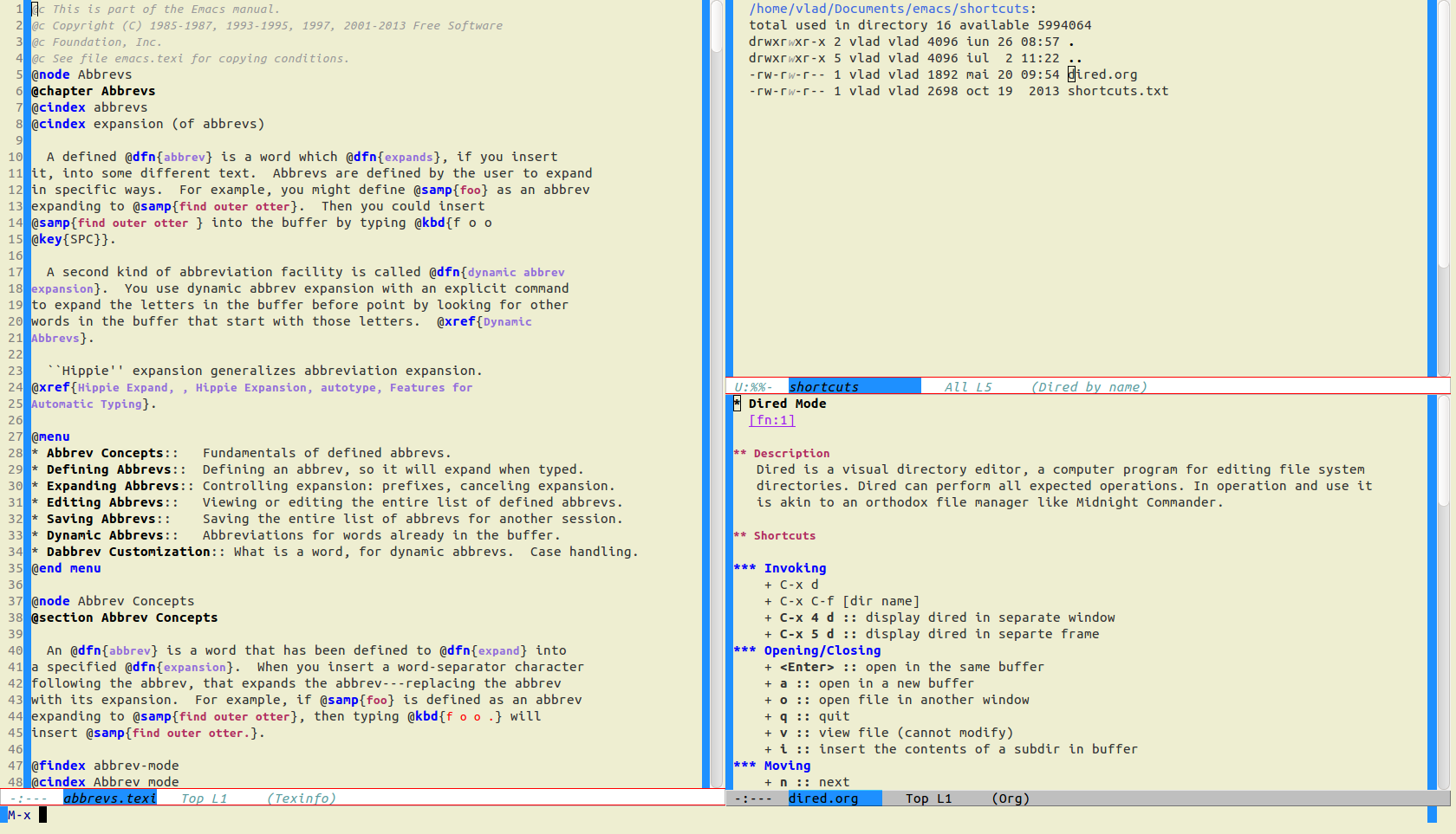 Emacs 26 New Features